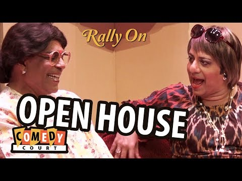 'Open House' ~ Comedy Court ~ Rally On 2017