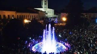 У Коломиї біля нового фонтану буде безкоштовний Wi-Fi