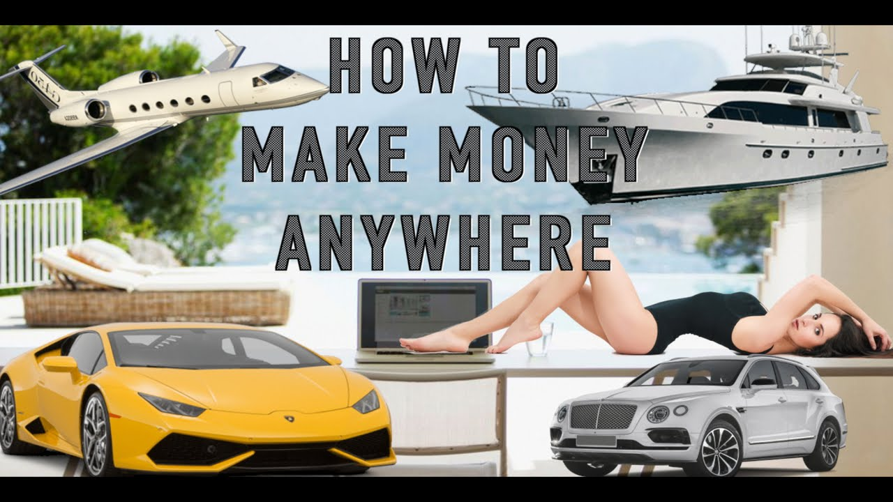 How To Make Money Anywhere Especially With Real Estate And Options Trading Entrepreneur
