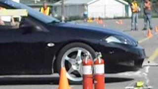 homepage tile video photo for Autocross run of my old Cougar! It was my second run and I gotta...