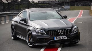 Mercedes-AMG C 63 2019 Car Review