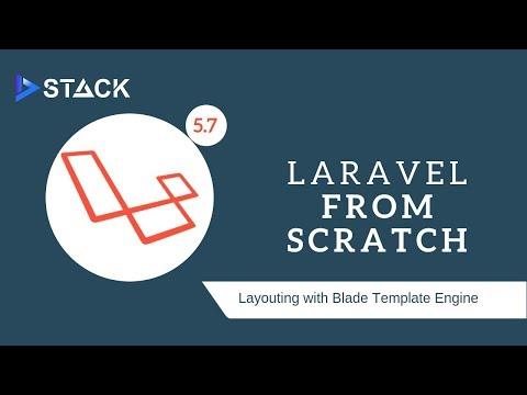 Cara Membuat Layout Laravel
