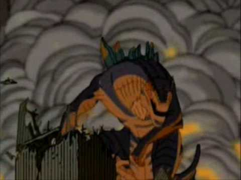 Godzilla The Series: Feel Like a Monster