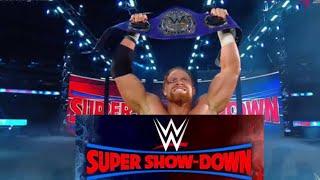 Cedric Alexander vs Buddy Murphy - WWE Super Show Down 2018 | Super Show Down 2018 | NEWS SRW