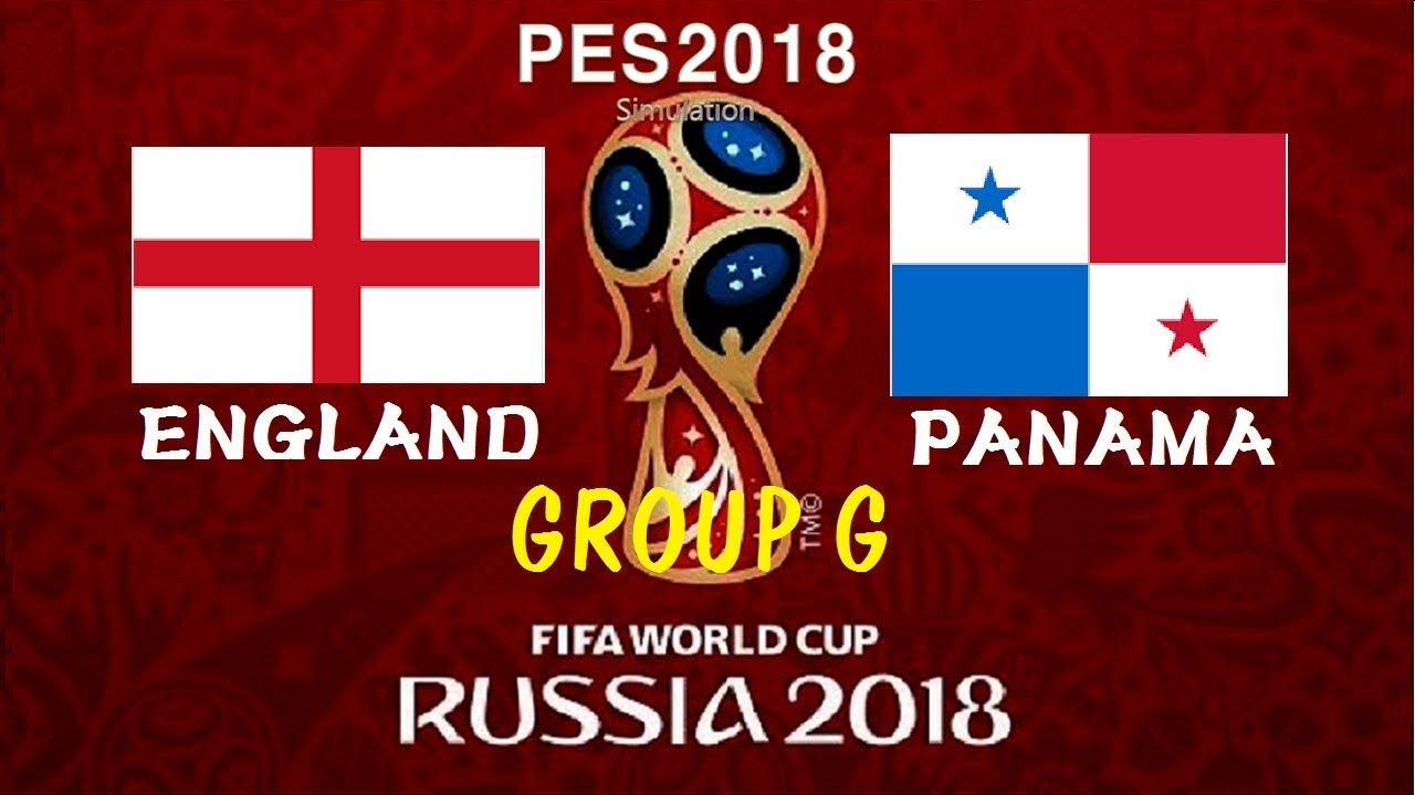 Pes  Russia World Cup Group Stage Group G England Vs Panama Ec E  Ea B  Eb E C Eb  C  Eb C   Ed C C Eb   Eb A