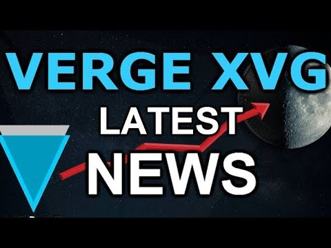 VERGE (XVG) to $0.5 in Q4 2018 'ALTCOIN SEASON'?