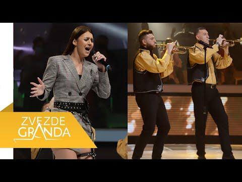 Jovana Milojevic i Aleksandar i Dimitrije Kazic - Splet pesama - (live) - ZG - 20/21 - 10.04.21.EM62 - Zvezde Granda