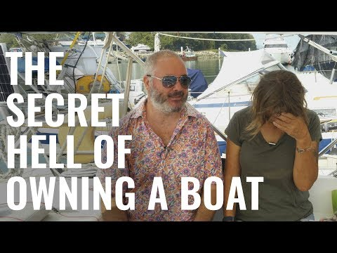 5 Reasons Not To Buy A Boat! - Sailing Q&A 23