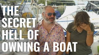 5 REASONS NOT TO BUY A BOAT! - SAILING FOLLOWTHEBOAT Q&A 23