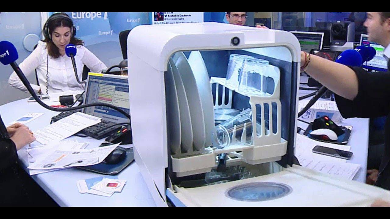 La Solution Bob Le Mini Lave Vaisselle Youtube