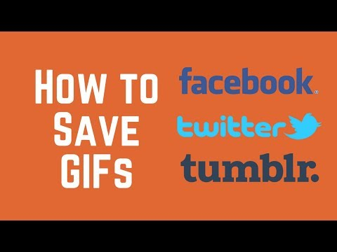 How To Save GIFs On Your Computer