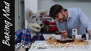 Eric Lanlard's Double Chocolate Brownie Recipe