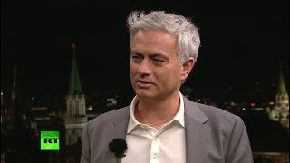 Hot Battle: Jose Mourinho speaks on key moments of tough Spain-Portugal match