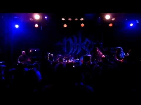Immolation The Purge - live ( new song ) January 30th, 2010 San Francisco