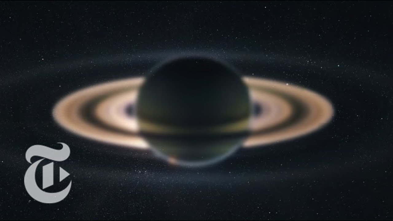 planet saturn moons - 1280×720