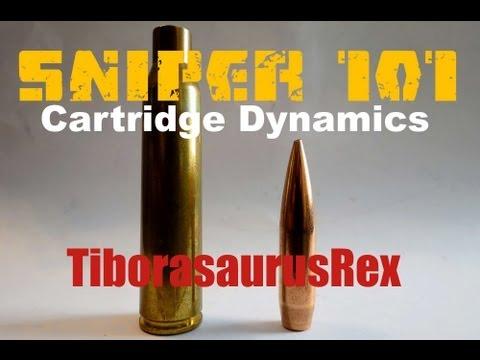 SNIPER 101 Part 2 - Cartridge Dynamics - Rex Reviews