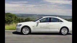 Mercedes Benz 2010 S400 Bluehybrid Videos