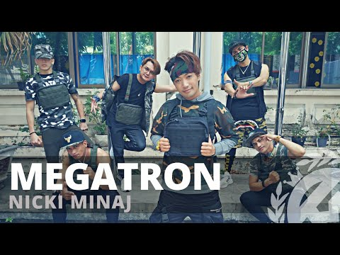 MEGATRON By Nicki Minaj | Zumba | HipHop | TML Crew Kelvin Leal