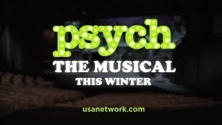 "Psych Season 7 | ""Psych: The Musical"" - Promo"
