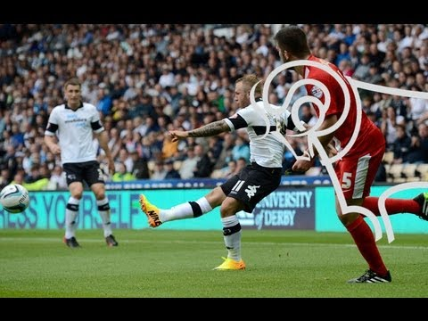 Johnny Russell's First League Goal