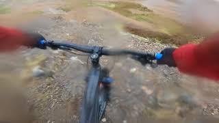 Reeth moorland boggy ride