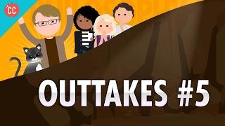 Outtakes #5: Crash Course Philosophy