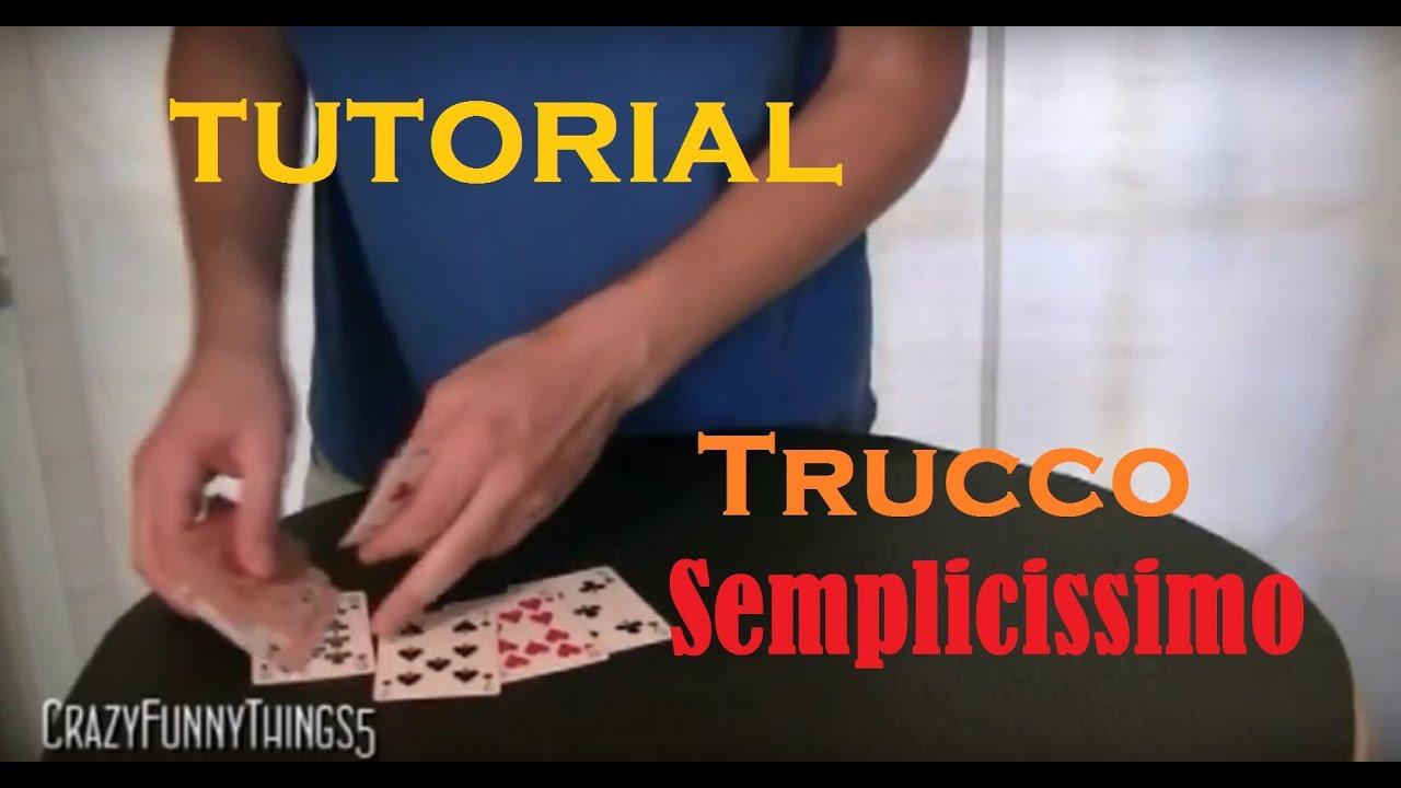Il Trucco più facile del mondo 4 - Trucchi di magia con spiegazione tutorial