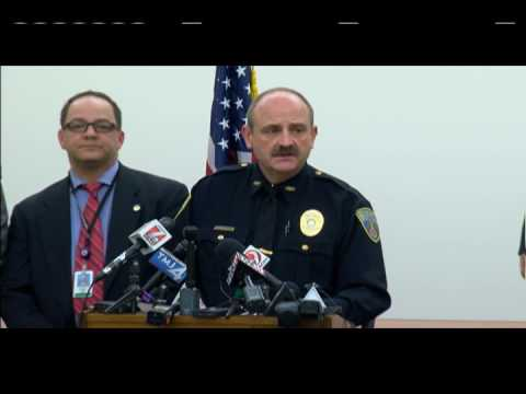 Everest Metro PD news conference on shooting near Wausau