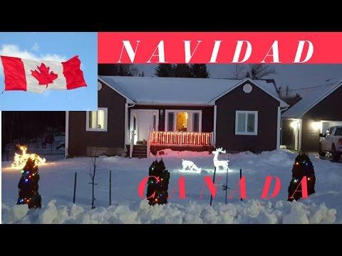 Episodio 7: La navidad en Canadá