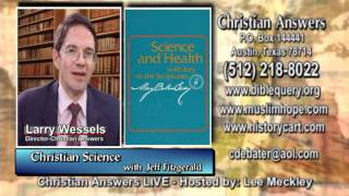 "NEW AGE HEALING CULT OF MARY BAKER EDDY: ""CHRISTIAN SCIENCE"" - NEITHER CHRISTIAN NOR SCIENTIFIC"