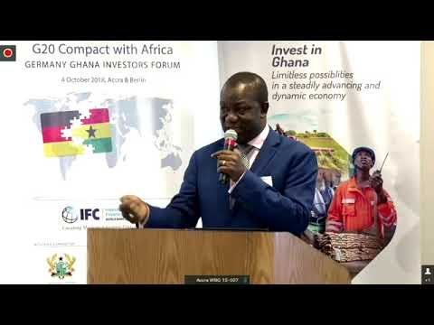 G20 Accra Session 2 - MALEKI CORPORATE GROUP
