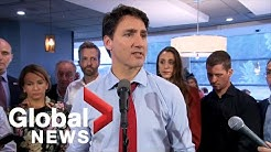 Canada Election: Trudeau addresses former stance on abortion, Scheer's dual Canada-U.S. citizenship