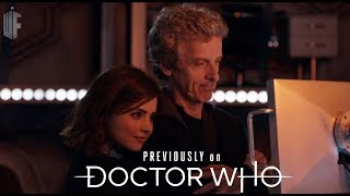 Doctor Who Series 10: Previously Trailer