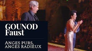 "GOUNOD : Faust ""Anges purs, anges radieux"" (Khourdoian/ Laconi/ Cavallier) [HD]"