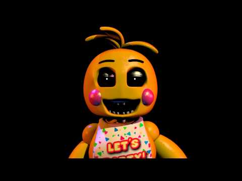 toy chica sings welcome to freddy's