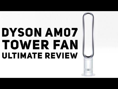 DYSON AM07 Tower Fan Ultimate Review: Better than a 30$ fan ?