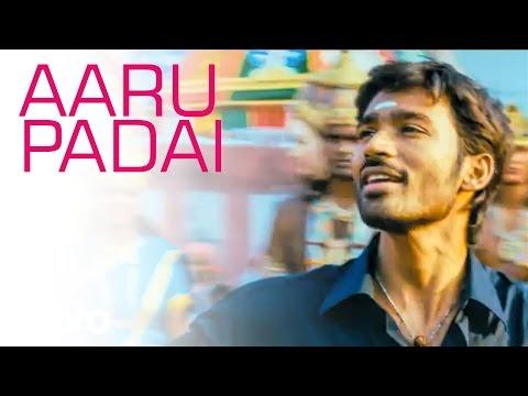 Mappillai - Aaru Padai Video | Dhanush, Hansikha Motwani | Manisarma