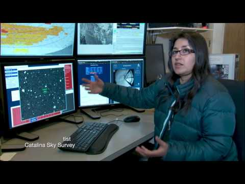 Defenders of Planet Earth - Survey Telescopes That Spot Asteroids