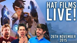 Overwatch - Filthy Bastien! [Live Archive 26th Nov 2015]