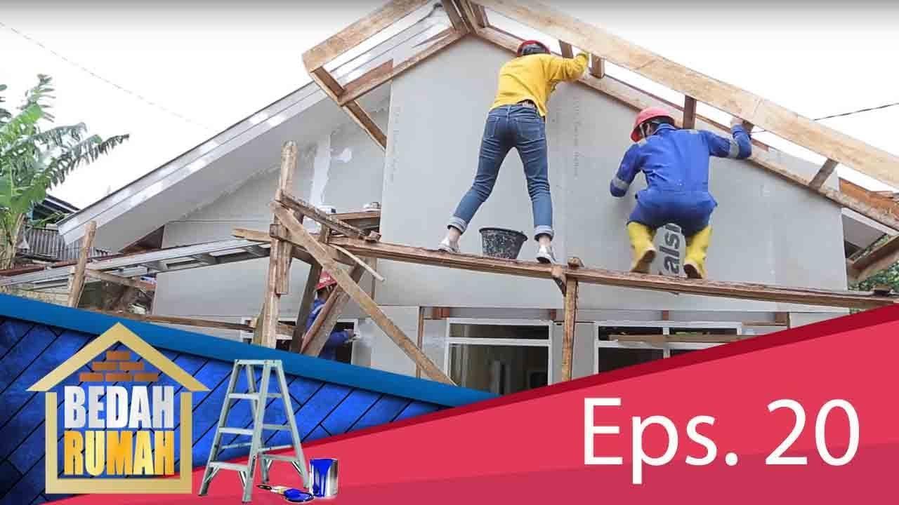 Dibedah Dari Awal Begini Proses Bedah Rumah Ibu Leni Bedah Rumah Eps 20 3 4 Youtube
