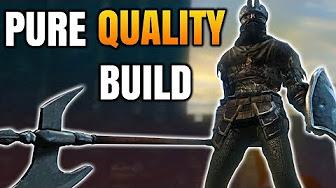 Quality Dex Build Dark Souls