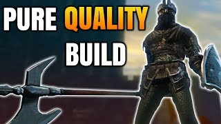 Dark Souls Remastered - Pure Quality Build (Str/Dex) (PvP/PvE) - Best for Beginners