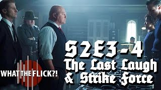 "Gotham ""The Last Laugh"" & ""Strike Force"" (S2E3&4) Review"