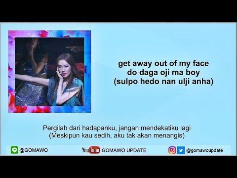 Easy Lyric SUNMI - SIREN By GOMAWO [Indo Sub]