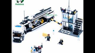 Розпакування LEGO з Китаю за 22$ (511 шт) Aliexpress. Хороша альтернатива оригіналу!