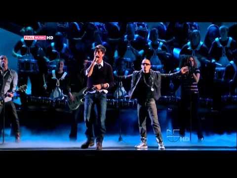 Enrique Iglesias & Wisin y Yandel - (Latin Grammy 2010)