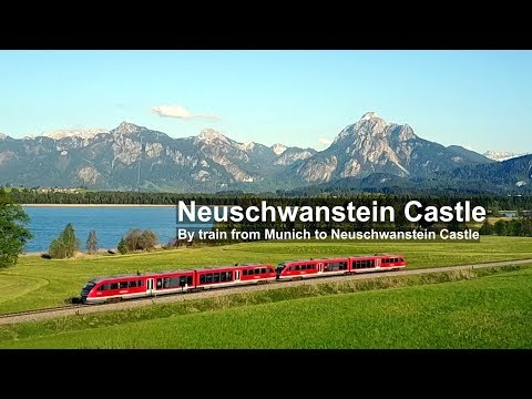 From Munich to Neuschwanstein Castle by Train