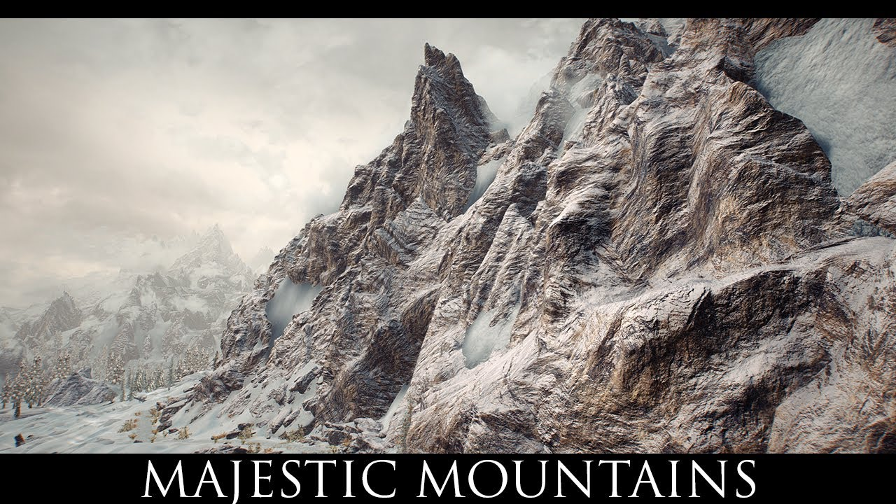 Majestic Mountains - Page 4 - File topics - The Nexus Forums