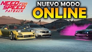 Probando el modo libre online en Need for Speed Payback! | BraxXter