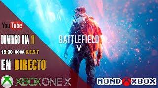 Estamos jugando Battlefield V Multijugador desde Xbox One X |MondoXbox